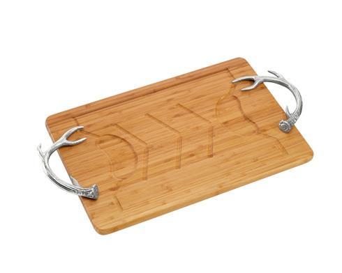 $125.00 Bamboo Carving Board