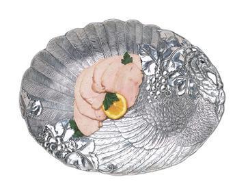 $139.00 Turkey Oval Platter