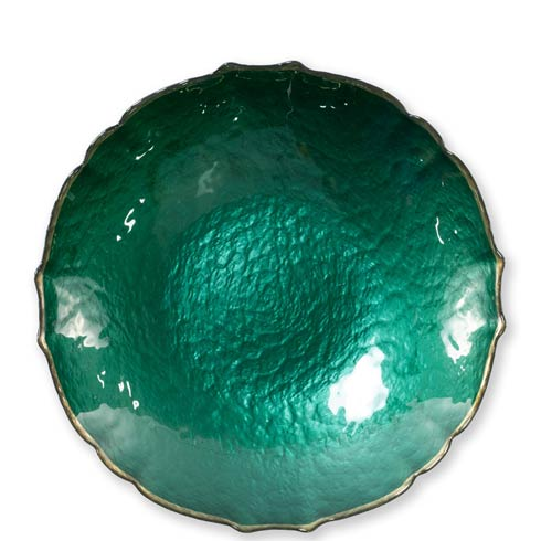 $52.00 Emerald Medium Bowl