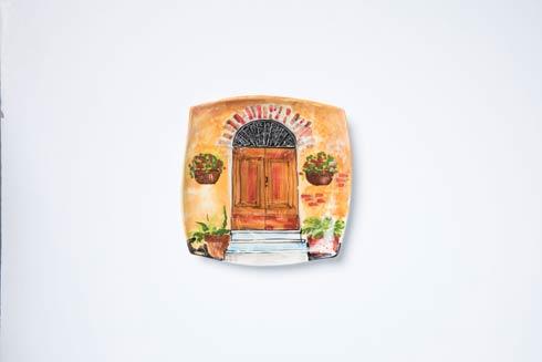 $148.00 Brown Door Wall Plate
