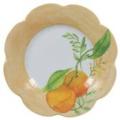 Royal Limoges Nymphea - Fruits d'Eté Dessert plate
