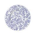 Royal Limoges Nymphea - Olivier blue Presentation plate