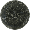 $48.00 Canape Plates Pepper, Set of 2