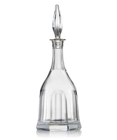 Aulide Decanter (Gold)