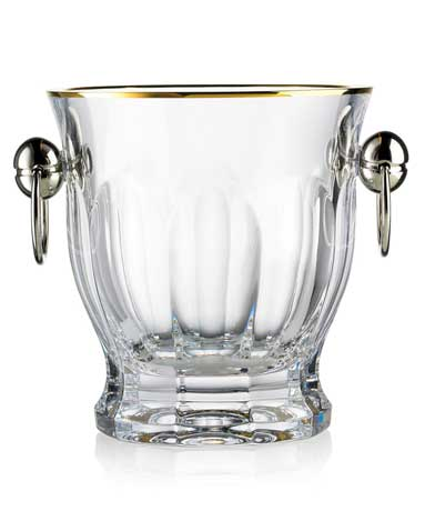 Aulide Ice Bucket (Gold)