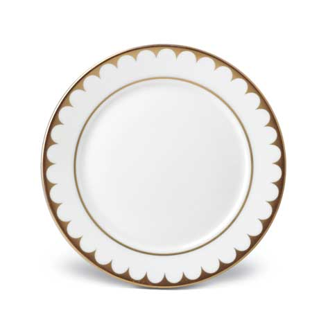 Aegean Filet Gold Bread & Butter Plate