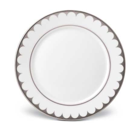 Aegean Filet Platinum Bread & Butter Plate