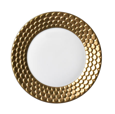 Aegean Gold Bread & Butter Plate