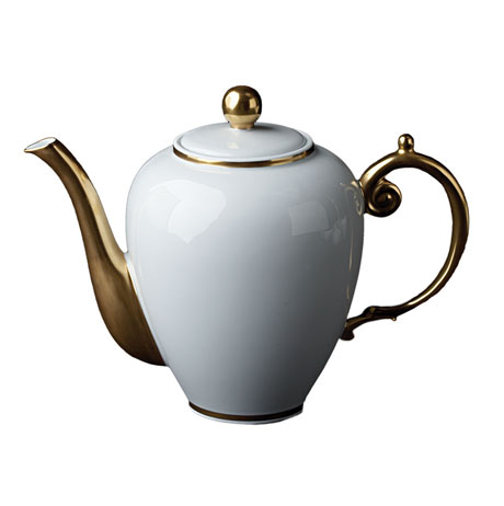Aegean Gold Coffee Pot