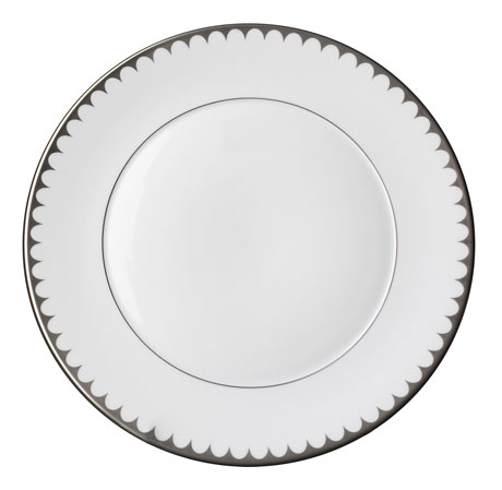 Aegean Filet Platinum Dessert Plate
