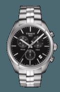 340 Mens Tissot PR100 Bracelet Chronograph Watch