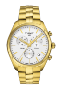 420 Mens Tissot PR100 Bracelet Chronograph Watch