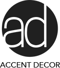 Accent Decor   Regis Candlestick 4x10.75 ACD-091 $62.00