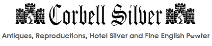 Corbell Silver   Savoy Bread Dish CBL-114 $350.00