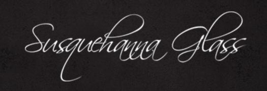 Susquehanna Glass   Pitcher w /monogram  $60.00