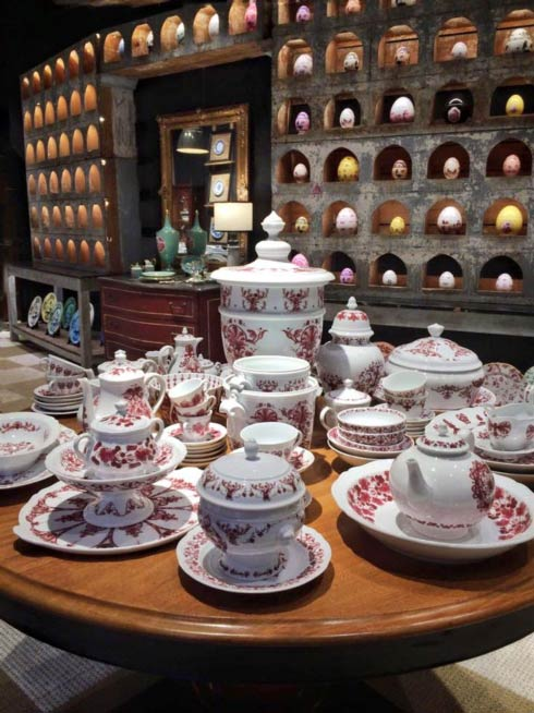 Richard Ginori - Official US website for fine porcelain tableware ...