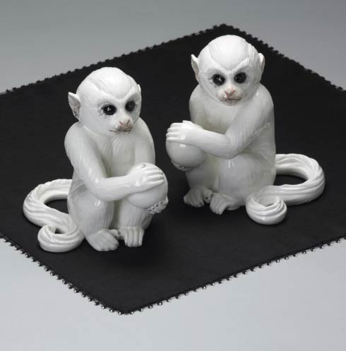 Mottahedeh Monkey Celebrate