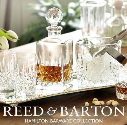Reed & Barton Hamilton Barware Collection