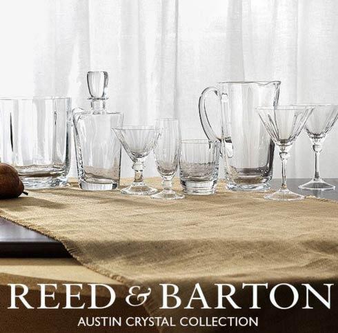 Reed & Barton Austin Crystal