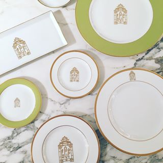 pickard china & Pickard China is partnering with table linen company Halo Home by ...