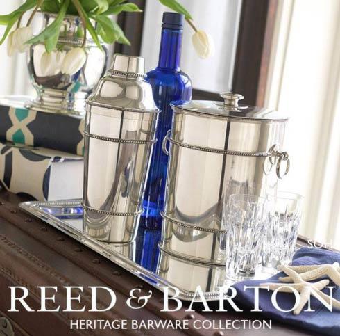 Reed & Barton Heritage Barware