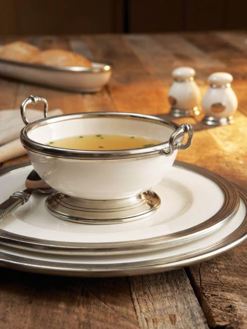 Arte Italica Soup Bowls