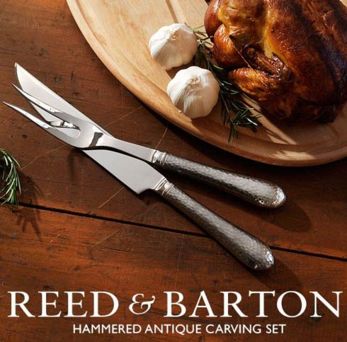 Reed & Barton Hammered Antique