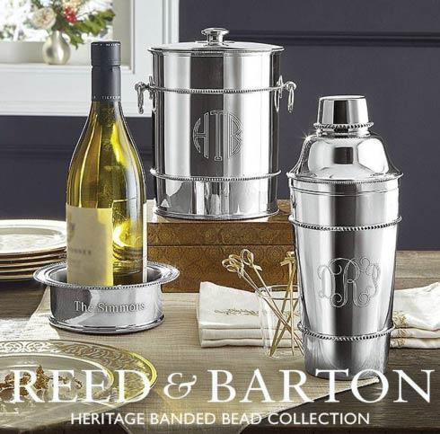 Reed & Barton Heritage Banded Bead