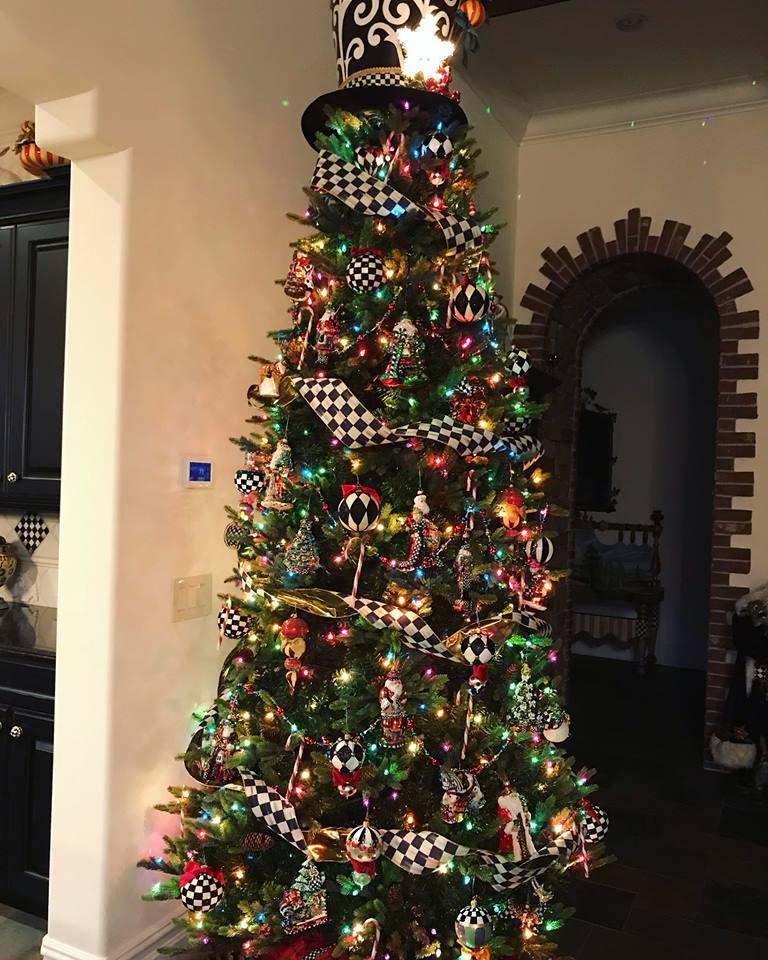 Mackenzie Childs Christmas Ornaments.Mackenzie Childs An Example Of A Total Mackenzie Childs