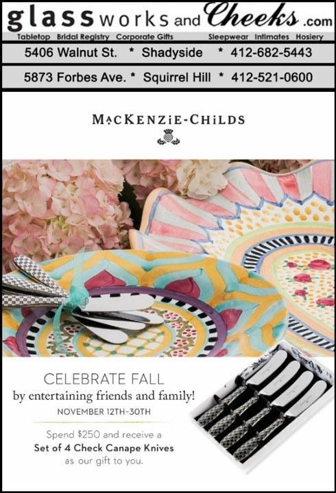 MacKenzie-Childs MacKenzie-Childs