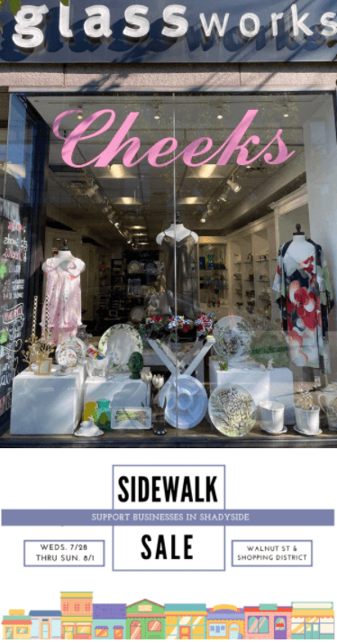 Glassworks and Cheeks's news post image