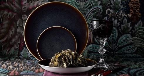 Royal Crown Derby dining