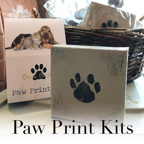 paw print kits