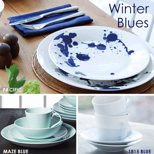 Let Royal Doulton dinnerware update your kitchen this Spring! & Official News for Rob McIntosh from Bridge Catalog - South Lancaster ON