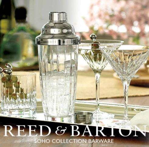 Reed & Barton bar