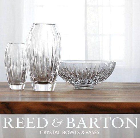 Reed & Barton vase