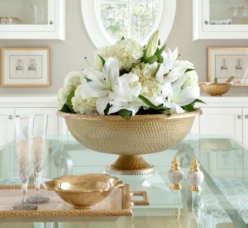 Julia Knight Pedestal bowl