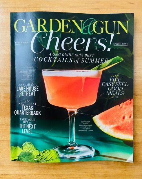 Bridge Clients in Garden & Gun Magazine