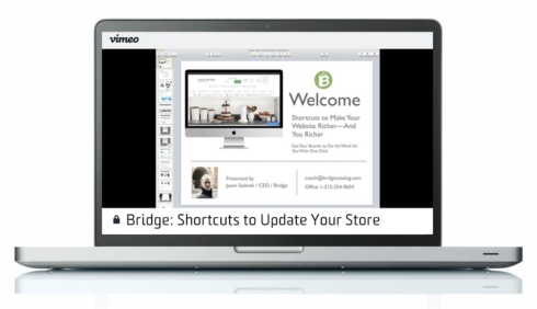 Training Video: Shortcuts to Update Your Products