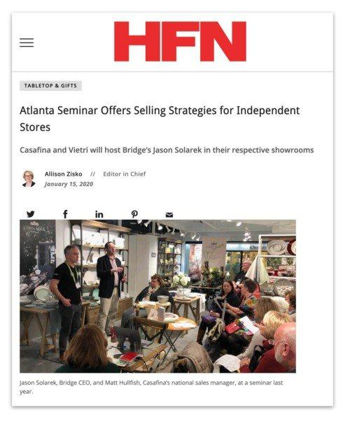 Seminars Offer Strategies for Independent Stores