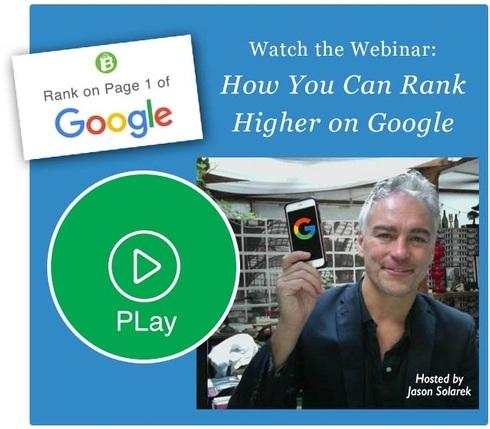 Training Video: Rank on Page 1 of Google