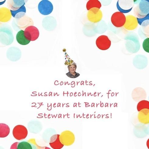 Good job, Susan!