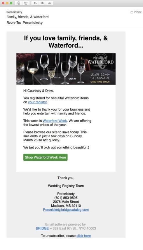 Waterford waterford week