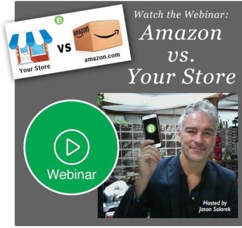 your store vs amazon