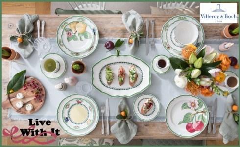 Villeroy & Boch French Garden Dinnerware