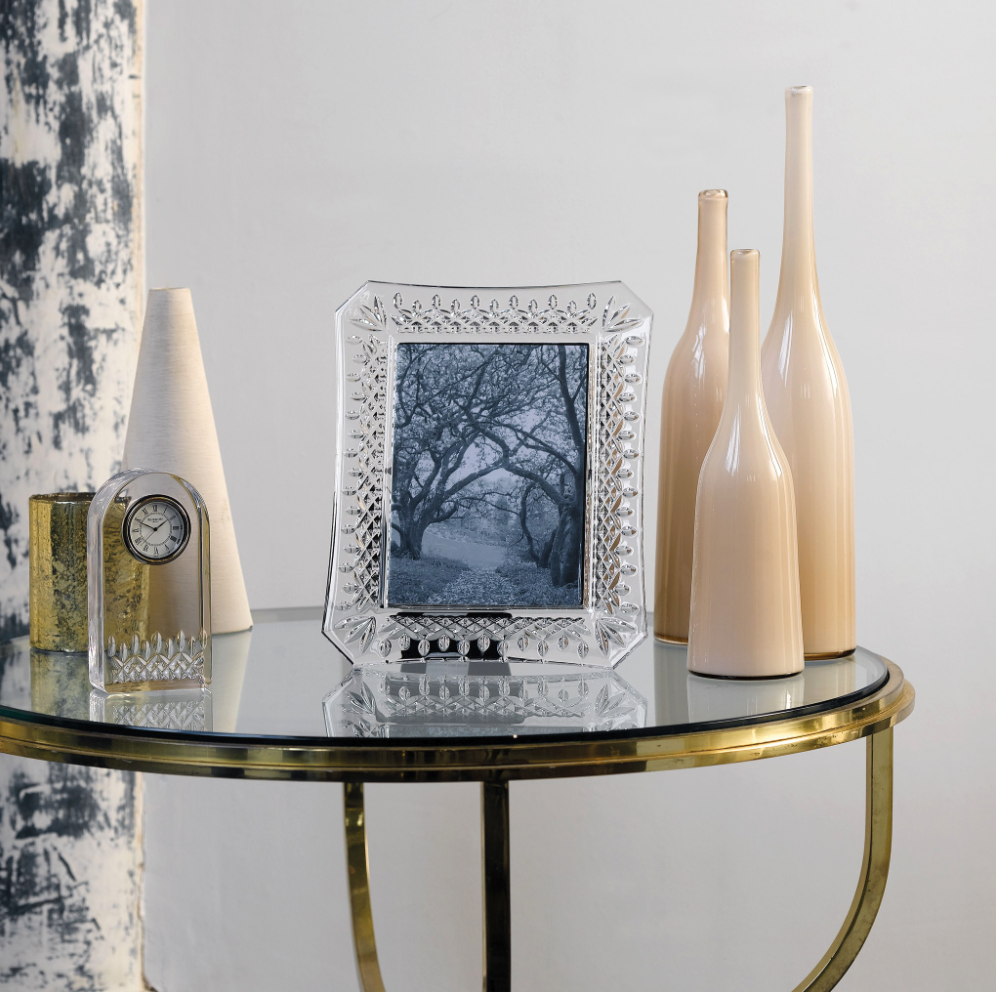 Waterford Make the moment with our Lismore homeware collections