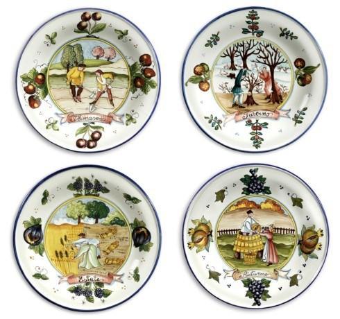 Intrada Italy #italian #ceramics #dinnerware #pottery #wall_decor