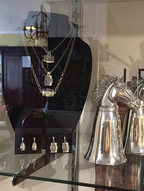 Lexington Silver design