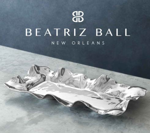 Beatriz Ball Aluminum