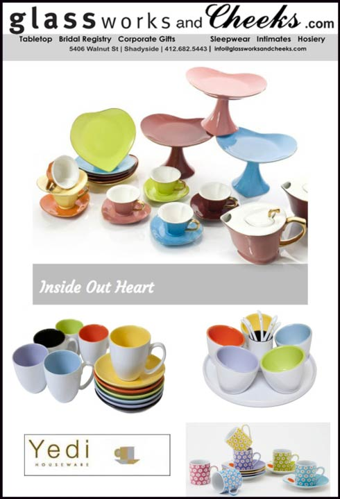 Yedi Houseware Collections at Glassworks! Yedi Houseware offers ...